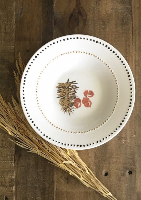 DIY Thanksgiving Dishes