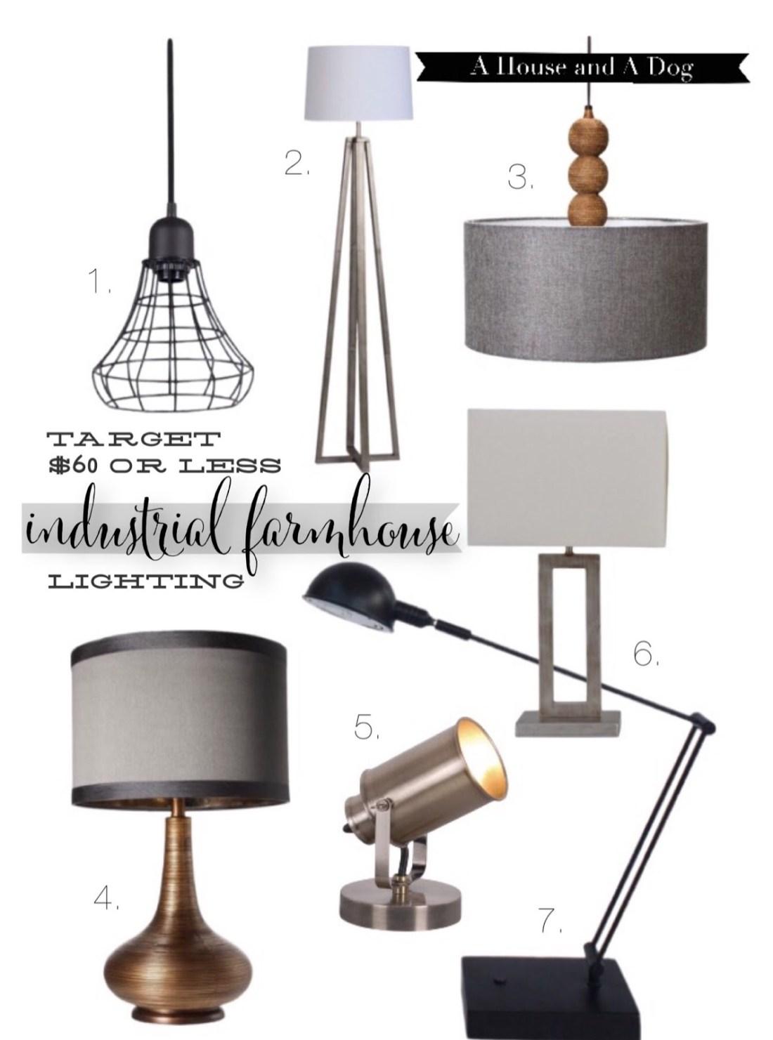 lamps at target