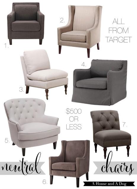 Neutral Chairs
