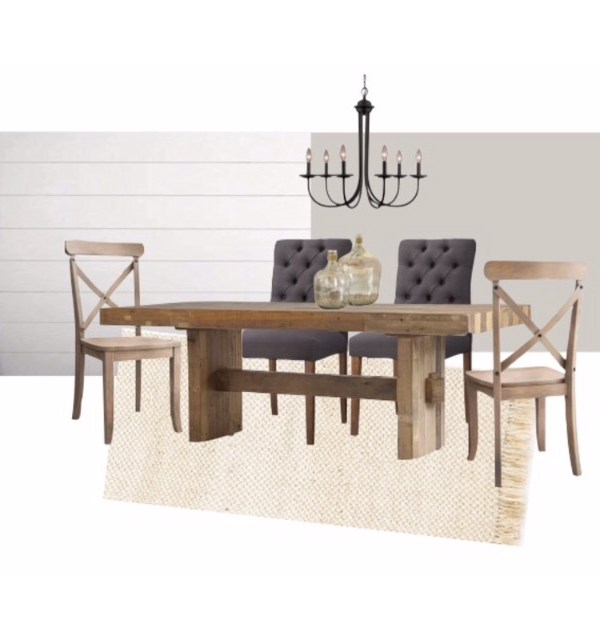New Dining Room Design