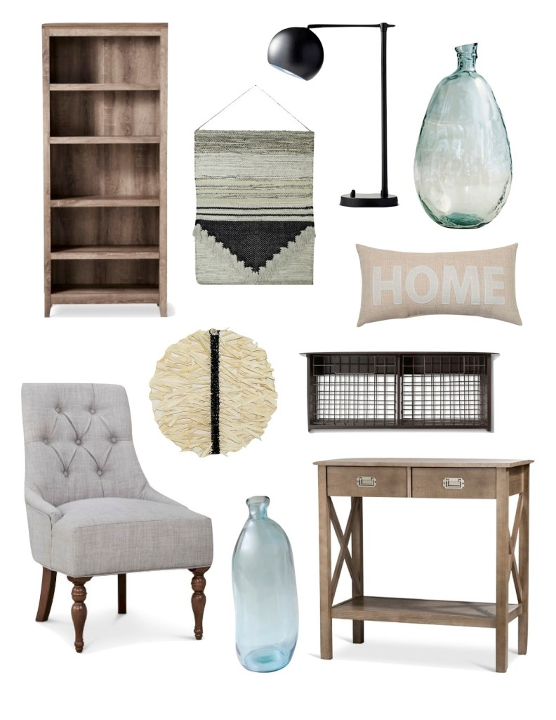 farmhouse items at target