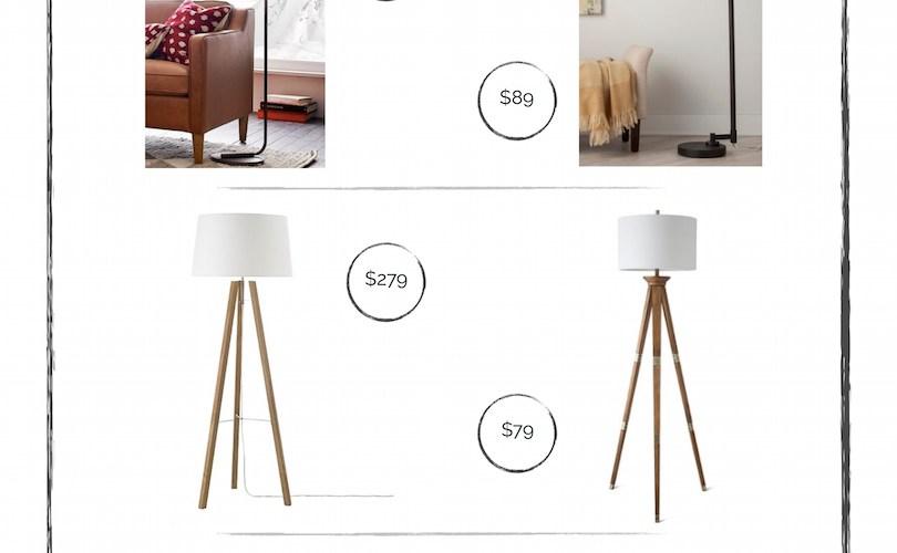 Modern lamps - splurge or save!