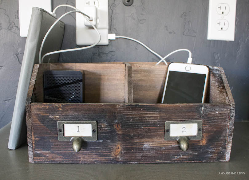DIY Charging Station is easy with SnapPower!