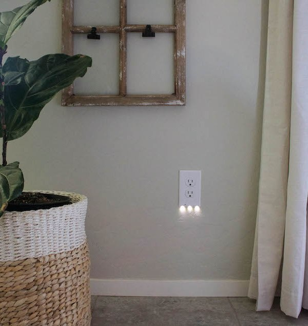 Guidelights & Charging Station