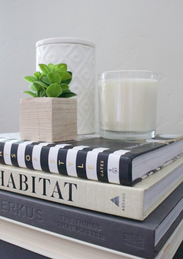 Decorating with Books & My Favorite Decor Books