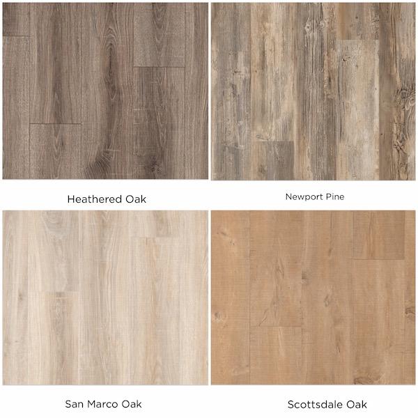 Pergo Flooring Color Options For Our Master Bedroom | designedsimple.com