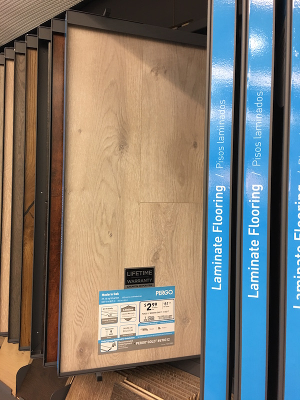 Pergo Flooring – Details and Color Options