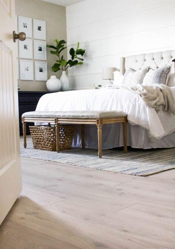 Pergo Flooring – Our Master Bedroom Floors