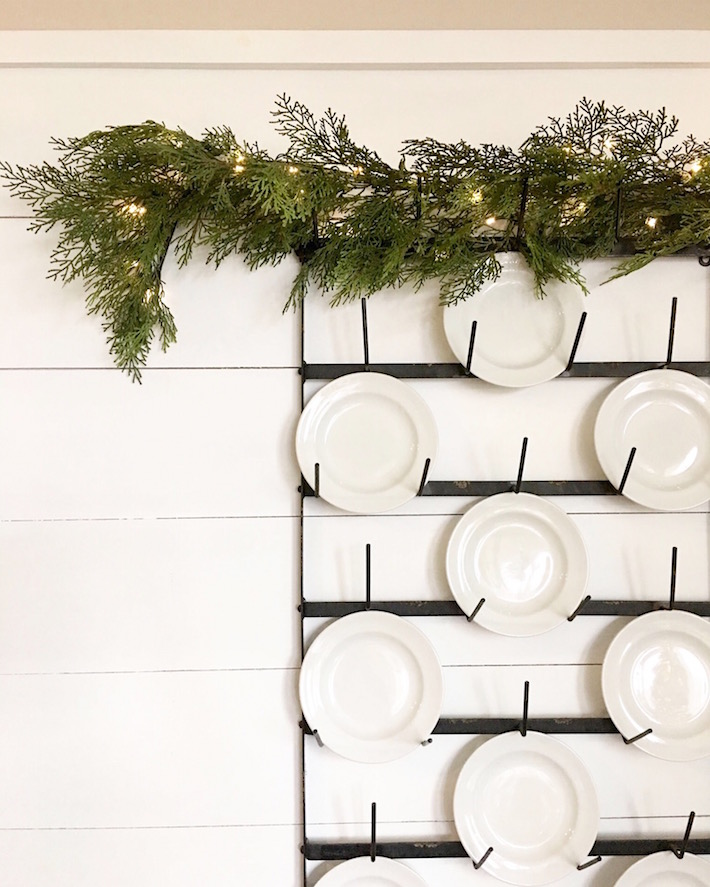 A Shiplap Christmas | designedsimple.com