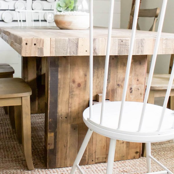 Farmhouse Dining Chairs - New Modern Windsor Chairs! | designedsimple.com