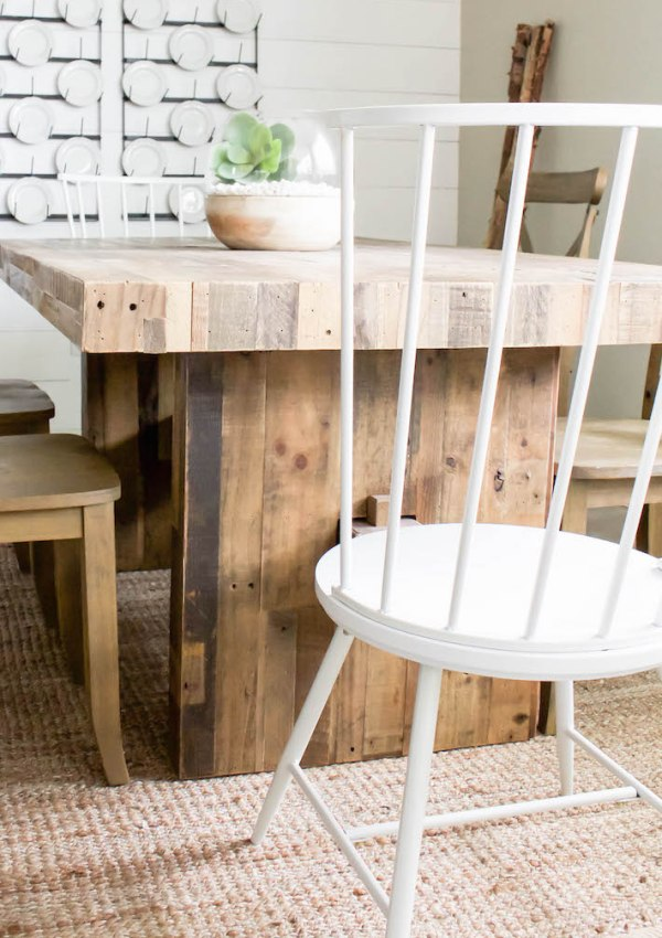 Farmhouse Dining Chairs – Room Refresh