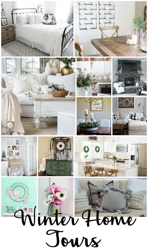 Decorating After the Holidays - Winter Decor | designedsimple.com