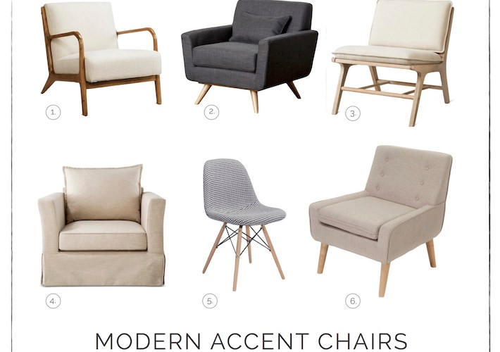 Modern Accent Chairs - affordable from Target | designedsimple.com