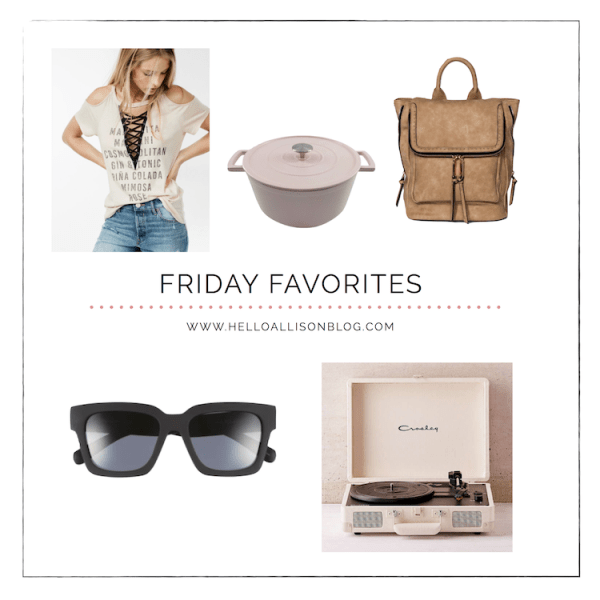 Friday Favorites 013 | designedsimple.com