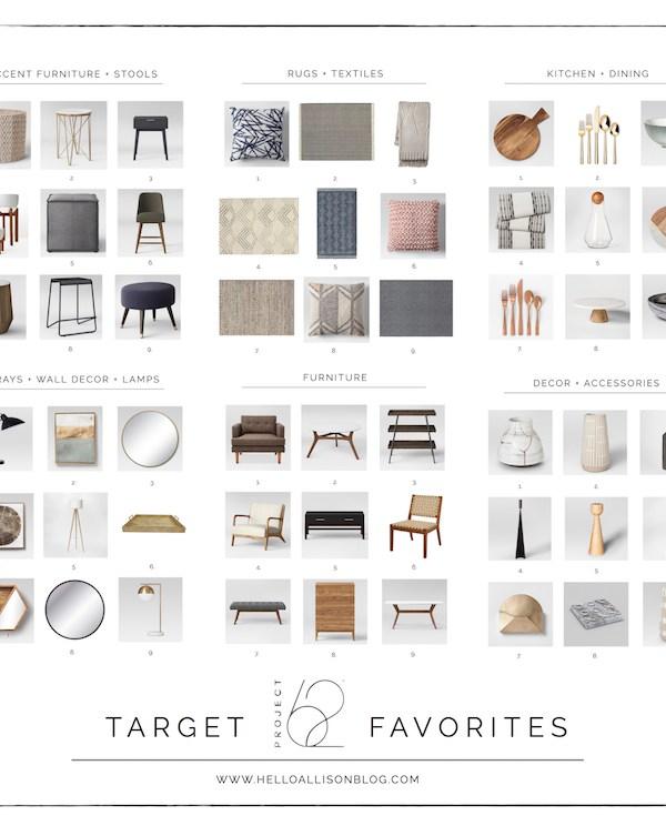 Project 62 Favorites