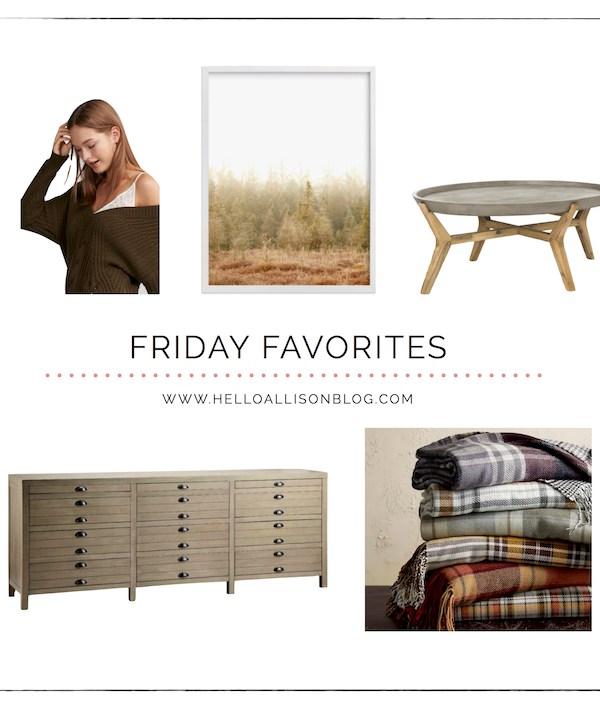 Friday Favorites | 015
