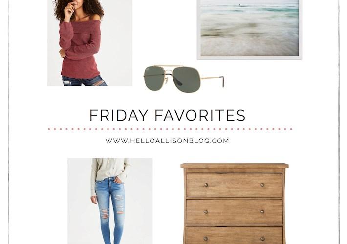 Friday Favorites 018 | designedsimple.com