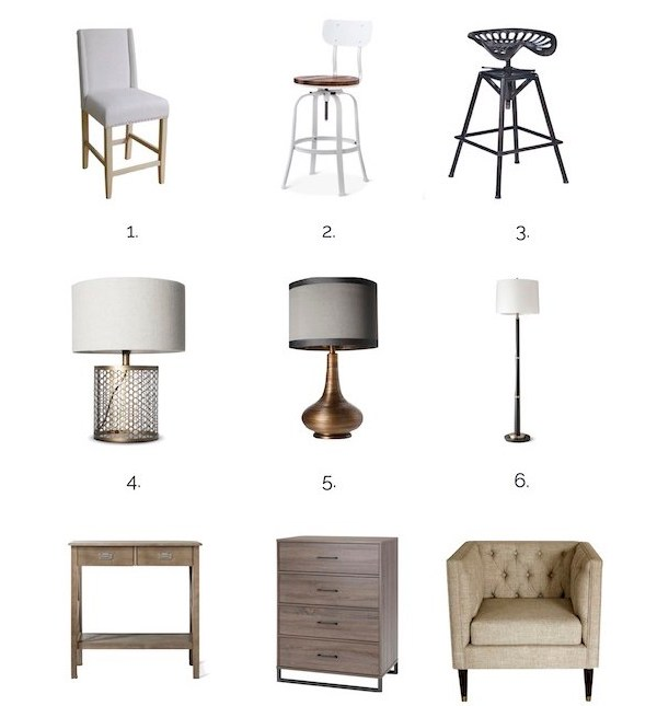 Target Clearance – Home Decor
