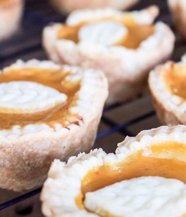 Easy Mini Pumpkin Pies