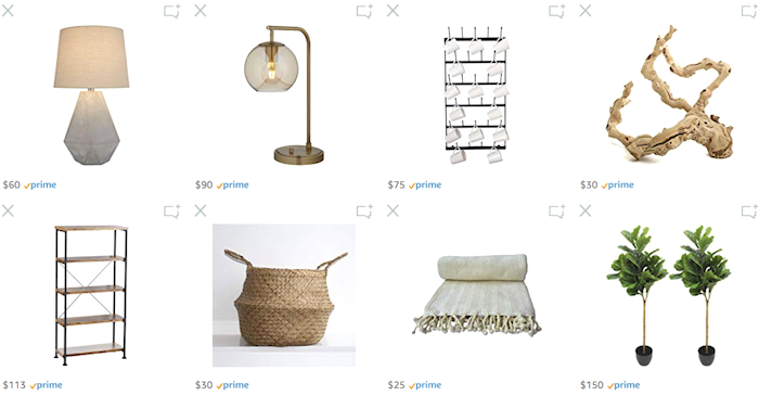 Shop my favorites from Amazon in Home Decor + More! | designedsimple.com