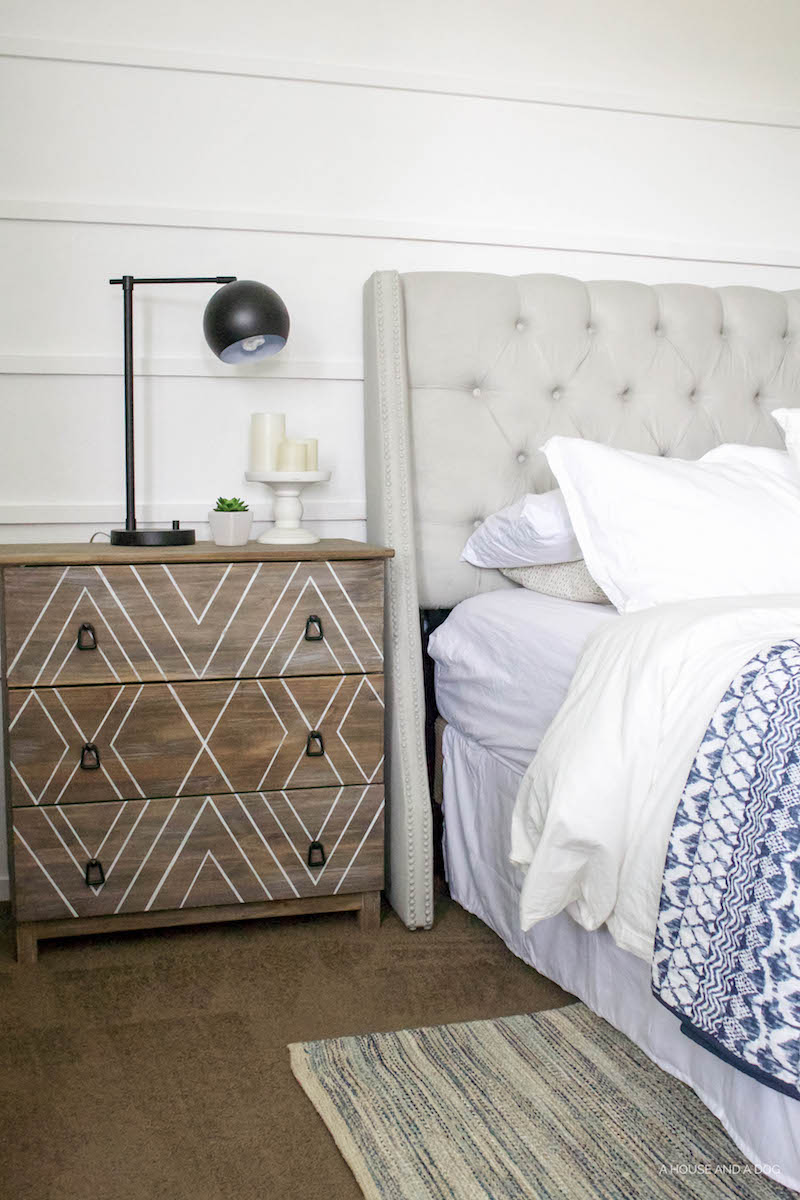 How To Recover A Headboard Designed Simple