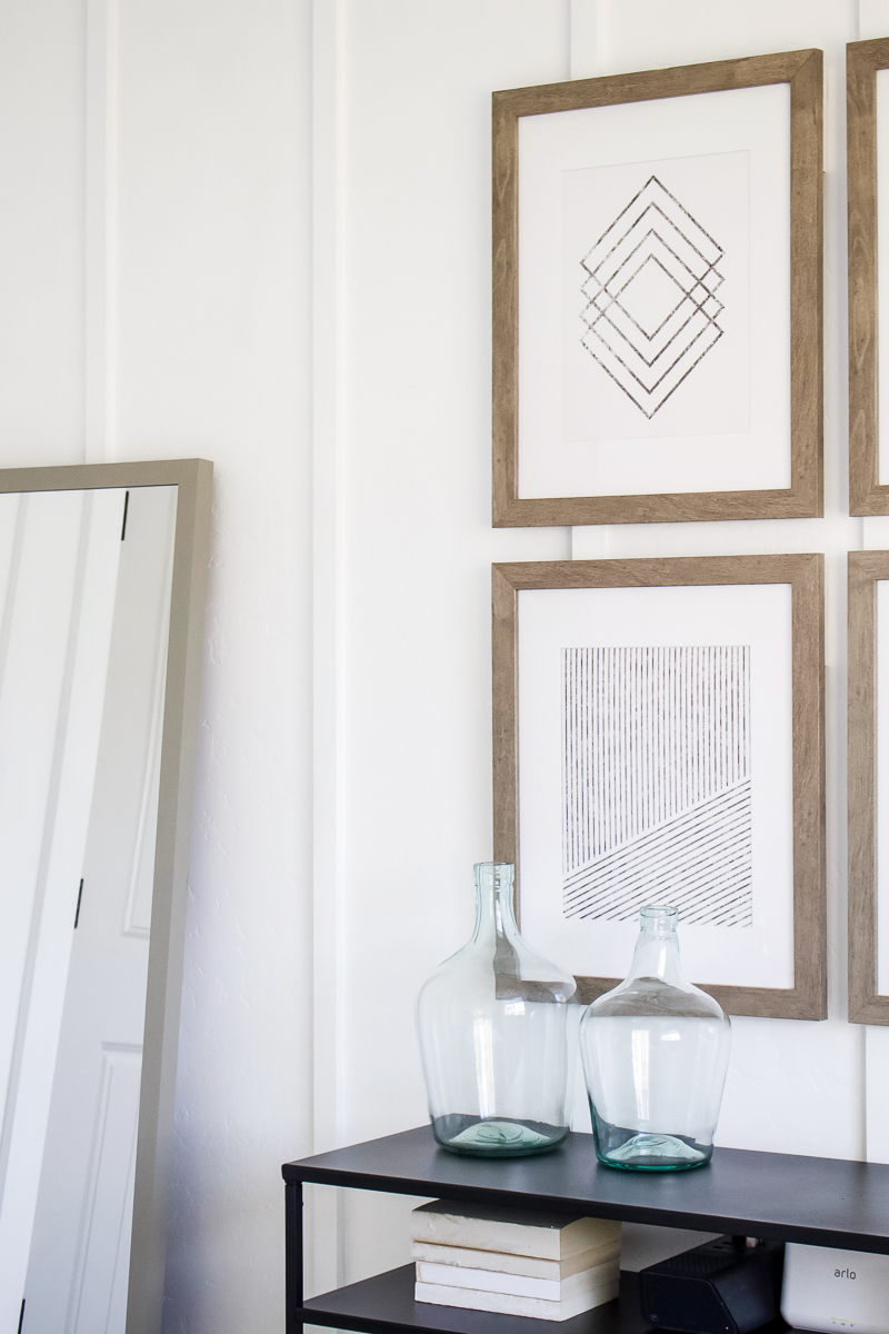 Simple Line Art from Etsy | Download and Print | Great for any room or gallery wall! | Designed Simple | designedsimple.com