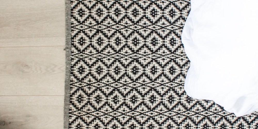 Black & White Rugs   Designed Simple   designedsimple.com