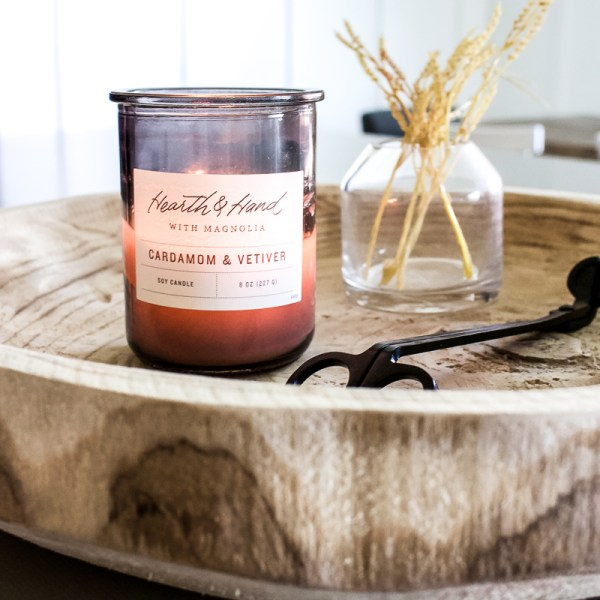 9 Perfect Candles for Fall | Get your home cozy and welcoming with these great smelling Fall candles! | Designed Simple | designedsimple.com
