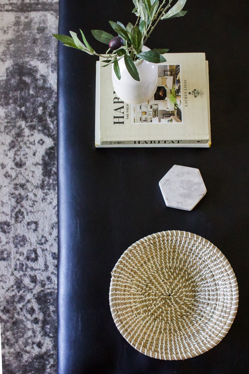 Favorite Neutral Coffee Table Books | Sharing my favorite books for styling and inspiration that work for any decor style or season! | Designed Simple | designedsimple.com