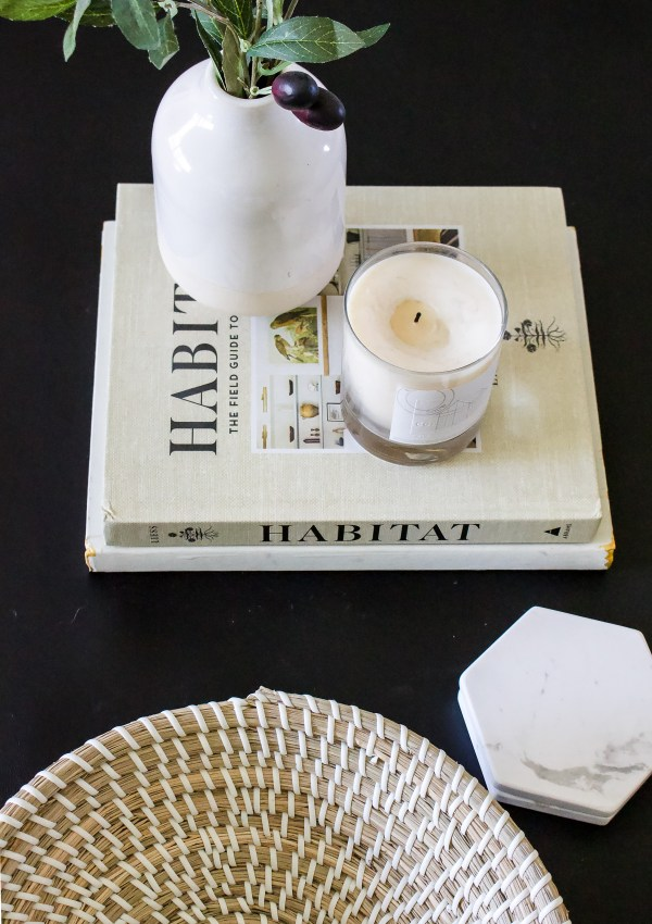 Favorite Neutral Coffee Table Books