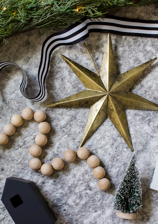 Neutral Holiday Decor & Inspiration