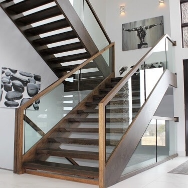 Custom Stairs Staircases Chicago Designed Stairs | Stair Design For Seniors | World's | Contemporary | Steel | Unique | Indoor