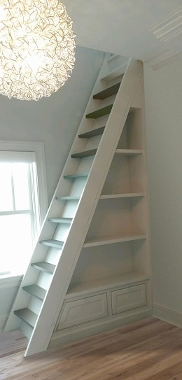 Ladders Stairs For Small Spaces Designed Stairs | Loft Stairs For Small Spaces | Child Friendly | Studio Apartment Minimalist | Corner | Steel | Loft Staircase