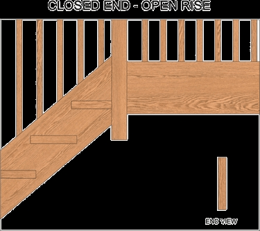 Open Staircase Styles Designed Stairs | Wood Stringers For Stairs | Metal | Double Stringer | Stair Tread | Framing Square | Risers