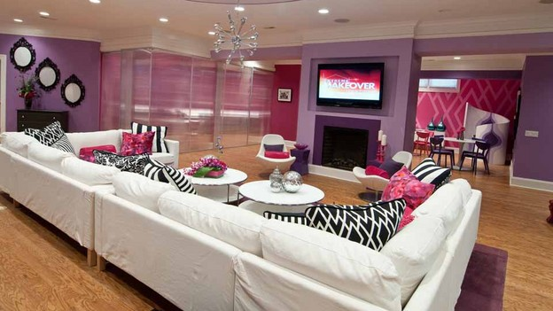 Extreme Makeover: Living Rooms And