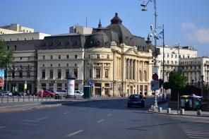 Traseu prin Bucuresti - Biblioteca Centrală Universitară