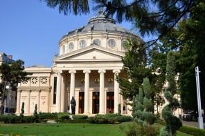 Traseu prin Bucureşti - Ateneul