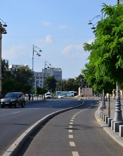 Traseu prin Bucuresti - Calea Victoriei