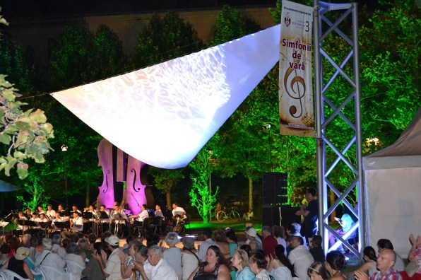 Traseu prin Bucuresti - Simfonii de vara