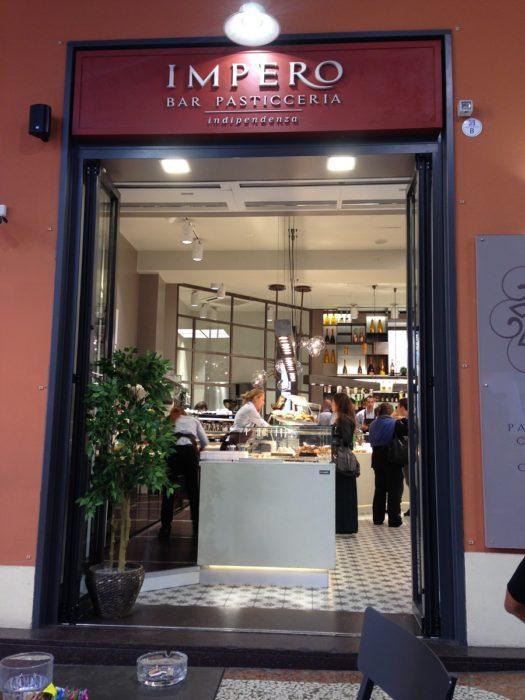 Cafenea Impero in Bologna
