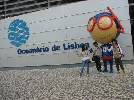 La Oceanarium in Lisabona - De ce să eviţi atracţiile cu animale