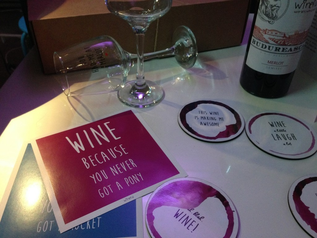 Creative Est Market 2016 - Wineful