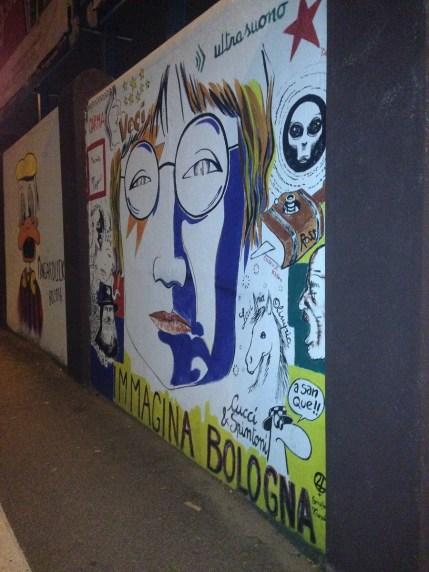Picturi murale pe pod
