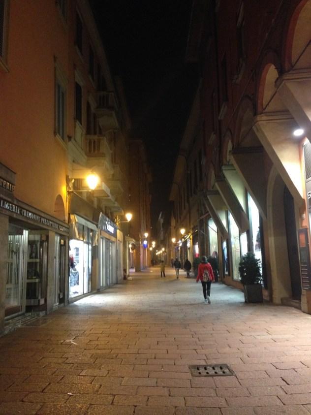 Bologna seara