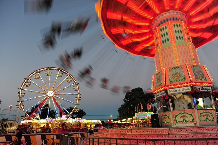 Parcuri de distracţie ce îşi deschide porţile în 2017