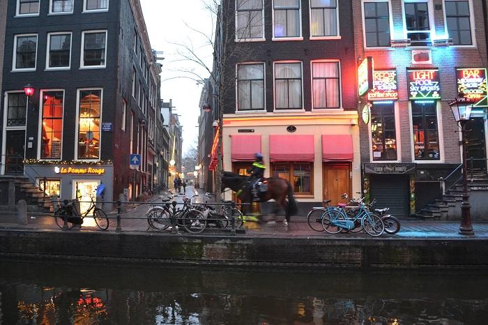 Curiozităţi despre Amsterdam