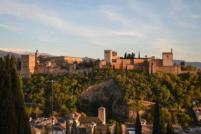 Andaluzia - Granada