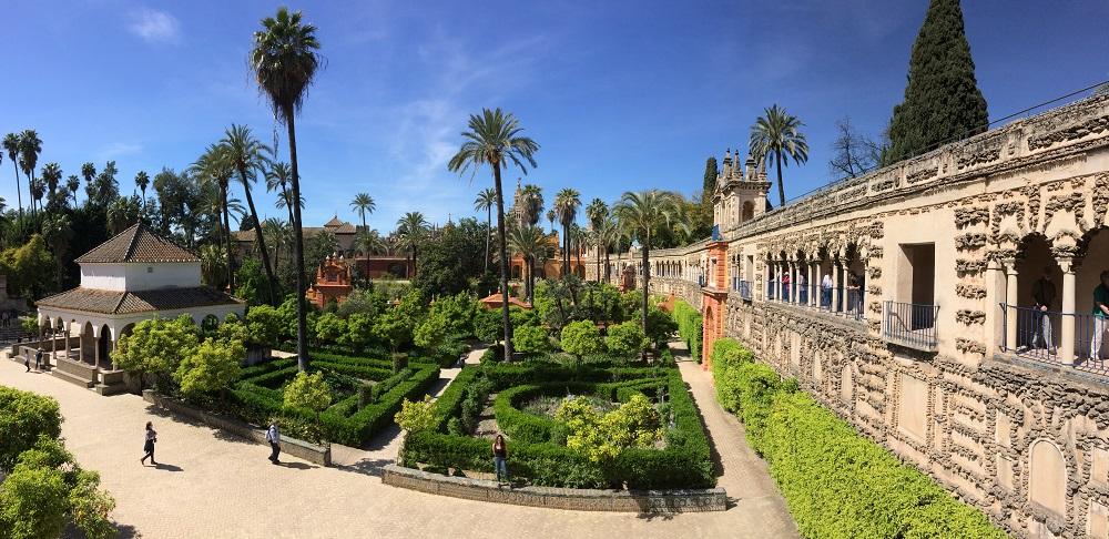 Andaluzia - alcazar