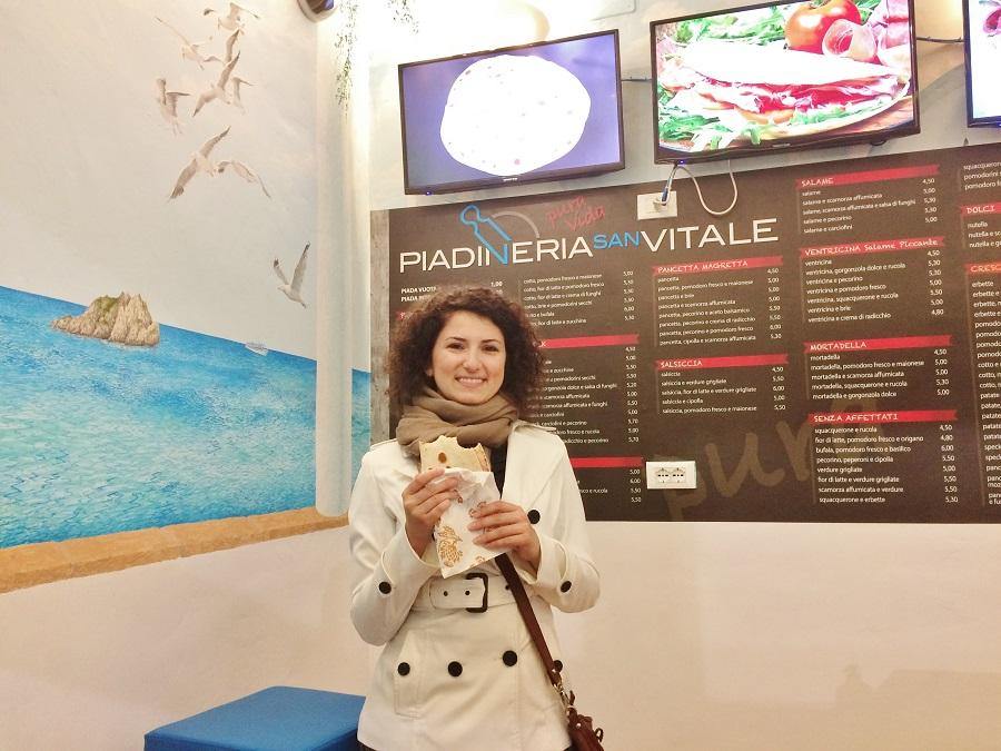 Piadineria San Vitale - Bologna