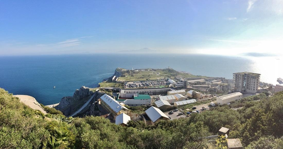 Gibraltar - Mediterranean Steps